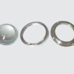 Skleněné optické čočky pro grow LED čipy a diody